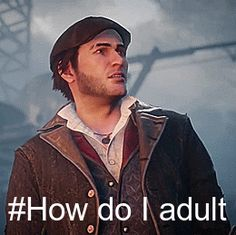 Summing up this puppy #AssassinsCreed #JacobFrye
