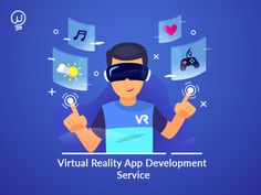 #W2SSolutions affords a host of services while designing and developing #VirtualRealityApplications that totally leverage the raw probables, of this powerful art form.