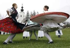 People Around The World, Around The Worlds, Hungarian Dance, March Equinox, Feminized Boys, Heart Of Europe, Family Roots, Easter Traditions, Folk Dance