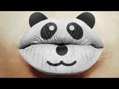 DIY Подарки СВОИМИ РУКАМИ / Подарки на 8 марта / Что подарить Afinka - YouTube Lip Art, Lip Makeup, Lips, Handmade, Hand Made, Makeup Lips, Craft, Arm Work