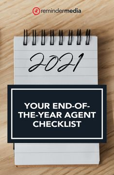 It's important to use the precious downtime around the holidays to take care of your business and plan for the future. Below you'll find an end-of-the-year checklist designed to help you learn what worked (and what didn't) from the past year and prepare for the year ahead. real estate marketing - realtor marketing - small business goals - 2020 goals - 2020 productivity Small Business Marketing, Business Goals, Real Estate Marketing, Management, Positivity, How To Plan, Learning, Productivity, Magazine