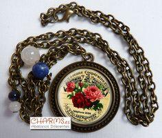 fbf1277cf455 32 imágenes estupendas de Collares Vintage