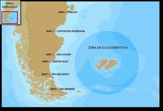 Argentine airbases, Falklands war, pin by Paolo Marzioli