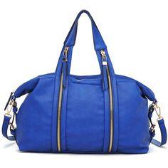 NEW Urban expressions peoria handbags Cobalt Blue SALE $69 FREE SHIPPING #Peoria #Bagmadness #UEPeoria