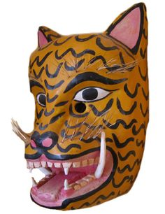 Mexican Tiger Mask 5