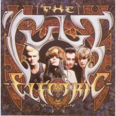 The Cult - Electric (CD), Pop Music