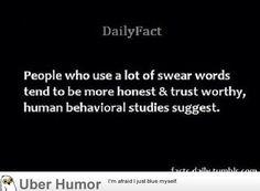 I'm the most trustworthy person alive.