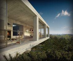 pezo von ellrichshausen architects for solo houses