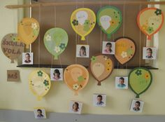 Fantastic DIY Classroom decor Ideas to motivate and also aid you get started - Invite your pupils this year to the institution with an impressive course setting making use of styles! Classroom Birthday, Birthday Wall, Birthday Board, Diy Birthday, Classroom Door, Diy Classroom Decorations, School Decorations, Diy And Crafts, Crafts For Kids