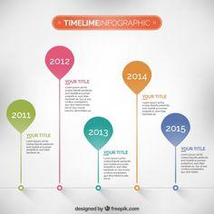 Infographic Timeline Design for Inspiration Infographic Tools, Timeline Infographic, Infographic Templates, Presentation Design Template, Powerpoint Presentation Templates, Newspaper Design Layout, Web Design, Timeline Design, Instructional Design