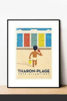 ©Yohan Gaborit Poster, Home Decor, The Beach, Event Posters, Decoration Home, Room Decor, Home Interior Design, Billboard, Home Decoration