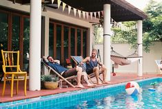 Buy People sitting by the pool enjoying summer time by Rawpixel on PhotoDune. People sitting by the pool enjoying summer time Enjoy Summer, Summer Time, Building A Swimming Pool, American Beer, Fiberglass Pools, Outdoor Parties, People Sitting, Sunshine Coast, Stock Photos