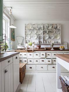 Cocinas Cottage
