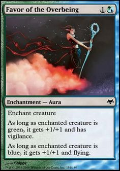 Favor of the Overbeing ($.24) Price History from major stores - Eventide - MTGPrice.com Values for Ebay, Amazon and hobby stores!