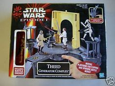 Star Wars Episode 1 Theed Generator Complex *** Find out more about the great product at the image link.Note:It is affiliate link to Amazon. #hair