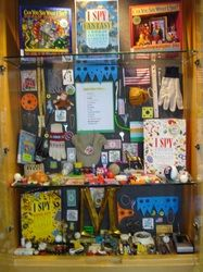 Display Cases - Display this!  I Spy