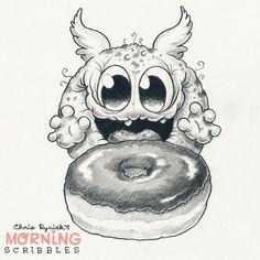 All hail the eternal donut