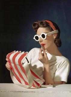 40s fashion photography