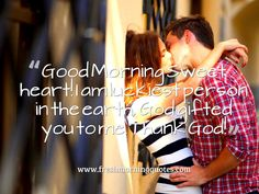 The good morning love quotes for him is the best romantic good morning quotes for your husband and boyfriend. enjoy sharing these beautiful morning quotes. Good Morning Kiss Gif, Morning Wishes For Lover, Romantic Good Morning Quotes, Good Morning Quotes For Him, Good Morning Inspirational Quotes, Good Morning Love, Romantic Love Quotes, Love Quotes For Him, Romantic Msg