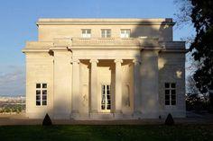 The Pavillon de Musique, Louveciennes, France, was built for Madame du Barry. The Pavillon de Musique was used for the parties she organized.