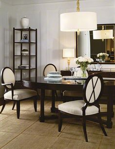 Baker Furniture : Etagere -  Barbara Barry
