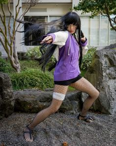 Güzel Ninja Hinata Hyuga | Cosplay Türkiye