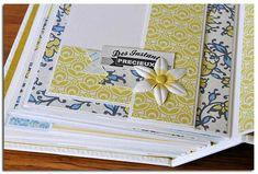 en espina Decorative Boxes, Scrapbooking, Tableware, Home Decor, Art, Ideas, Shape, Book Binding, Signature Book