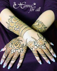Modern Henna Designs, Rose Mehndi Designs, Indian Henna Designs, Latest Bridal Mehndi Designs, Mehndi Designs For Girls, Mehndi Design Pictures, Dulhan Mehndi Designs, Wedding Mehndi Designs, Mehndi Designs For Fingers