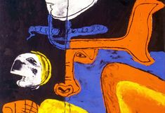Ecomanta: Le Corbusier: Architect, Designer, Artist and the importance of Painting. Centre Pompidou Paris, Santiago Calatrava, Guache, Cubism, Figurative Art, Wassily Kandinsky, Painting & Drawing, Sculpture, Designer