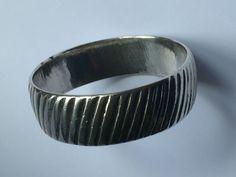 Antique Berber bracelet in silver - Morocco - 925/1000.