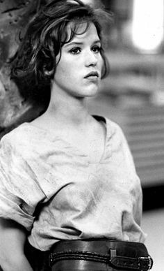 Molly Ringwald Classic beauty best of the best when it was truly the greatest times