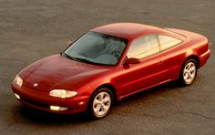Mazda MX6 LS 1993.  Had this car for 10+ years.  Wish I still had it!
