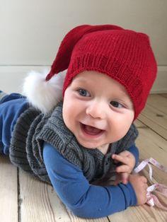 Strikkekits til Bette Babys Nissehue til babyer og børn. 150,00DKK. Strikkekits til Bette Babys Nissehue til babyer og børn. Str. 0/3 mdr – 3/4 år