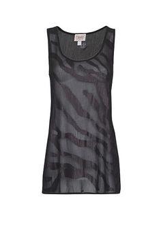 MANGO - Animal print sequins t-shirt