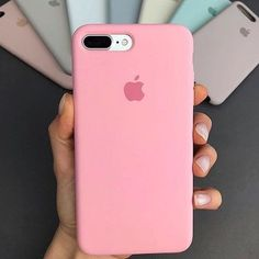 Cute Iphone 7 Cases, Silicone Iphone Cases, Pink Phone Cases, Iphone Phone Cases, Iphone Case Covers, Capa Apple, Iphone 7 Plus Funda, Phone Case Store, Smartphone Case