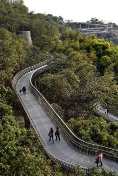 Gallery of China Fuzhou Jin Niu Shan Trans-Urban Connector / LOOK Architects - 2
