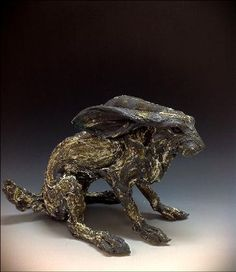 the Rusten Hare, Verdant Tile Co., Mary Philpott, Roycroft Artisan