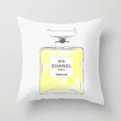 No. 5 Pillow Cover