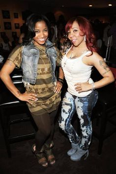 Tiny and Ti Daughter OMG Girlz   men t i and toya s boo memphitz and friends along for the debut check ...