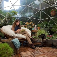 Des igloos de jardin ?! | Garden igloo and Gardens