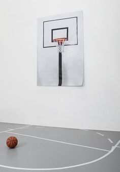 Basketball Hoop and painted backboard. Film High School, High School Musical, Le Manoosh, Zach Dempsey, Isak & Even, Photography Settings, Love And Basketball, Basketball Pictures, Basketball Jones