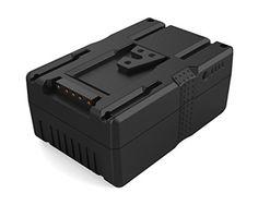 KAYO MAXTAR 177Wh(12000mAh/14.8V) V Mount Battery for Sony Video Camera /Sony Camcorder and More