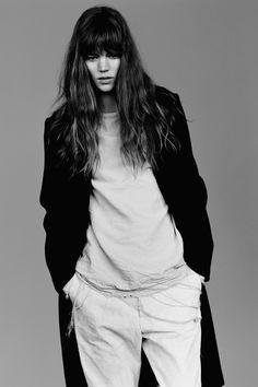 senyahearts:  Freja Beha Erichsen by Alasdair McLellan for i-D Magazine, Summer 2015