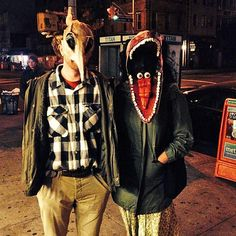 Instant New York, Halloween #NYC