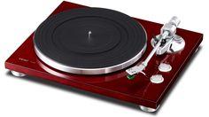 #TEAC TN-300 - Nouvelle #platine #vinyle avec port USB   Jean-Marie Gall.com