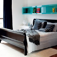 Inspiração décor – nichos nos quartos