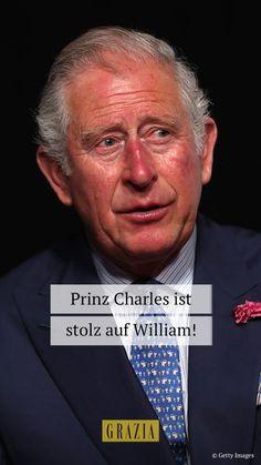 Mit besonders rührenden Worten wendete sich Prinz Charles vergangenen Sonntag an seinen Sohn William. Alle Hintergründe dazu lest ihr jetzt. #grazia #grazia_magazin #prinzcharles #emotional #prinzwilliam #royals