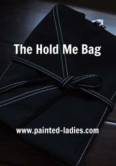 The Hold Me Bag Review ... full details on my blog http://www.painted-ladies.com/hold-me-bag-review/