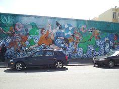 1st Annual GIG Photo Walk: Inspiring Mural in San Francisco, CA.     Photo Credit: Ashley Lopez