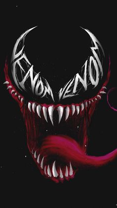 "You are watching the movie Venom on Putlocker HD. When Eddie Brock acquires the powers of a symbiote, he will have to release his alter-ego ""Venom"" to save his life. Marvel Venom, Marvel Villains, Marvel Art, Marvel Dc Comics, Marvel Cartoons, Wallpaper Gamer, Marvel Wallpaper, Hd Wallpaper, Venom Art"